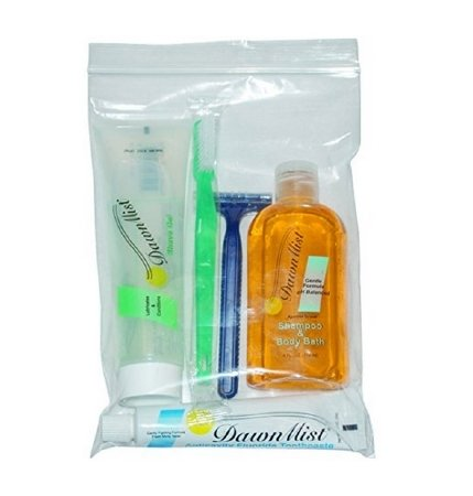 Donovan Industries Dawn Mist Personal Travel Kit - TRAVEL KITCS - 24 Each / Case by THE PALM TREE GROUP