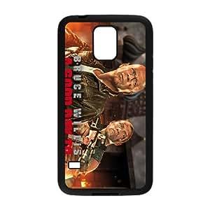 Die Hard Samsung Galaxy S5 Cell Phone Case Black O1661686