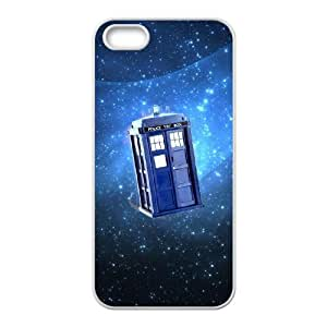 iPhone 4 4s Cell Phone Case White Doctor Who MUA Custom Plastic Cell Phone Case