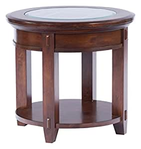 Broyhill Vantana Round End Table