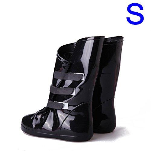 fashion folding boots rubber shoe covers