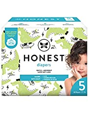 The Honest Company The Honest Company Club Box Diapers With Trueabsorb Technology, L8ter Gator, Size 5, 50 Count