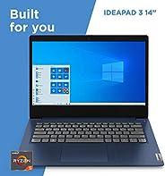 """Lenovo IdeaPad 3 14"""" Laptop, 14.0"""" FHD (1920 x 1080) Display, AMD Ryzen 5 3500U Processor, 8GB DDR4"""