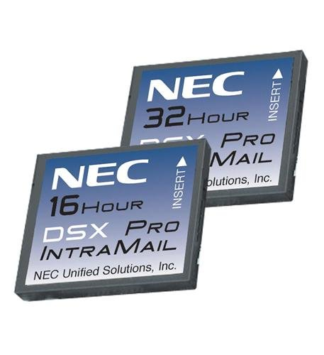 NEC DSX Systems VM DSX IntraMailPro 8Port 32Hr Voicemail (Intramail 8 Port)