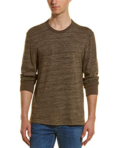 James Perse Mens Dyed Jersey Top, 4, - Perse Cotton James Jersey