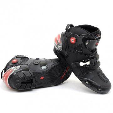 Ritter Motorrad-Gebirgsfahrrad-Stiefel Schuhe für PRO-BIKER B1001
