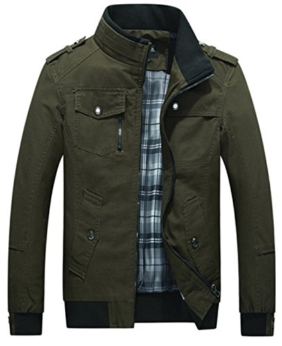 Olrek Men's Autumn and Fall Stan...