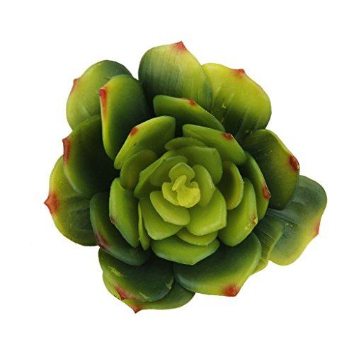 MagiDeal Artificial Succulent Floral Foliage
