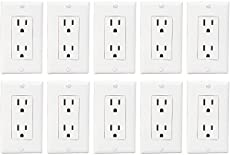 electrical outlet is wired backwards rh hometips com Single Outlet Wiring Basic Electrical Wiring Outlet