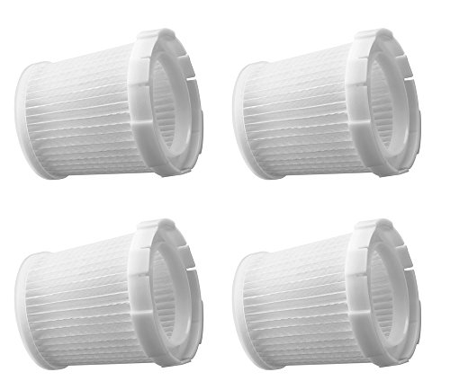 Black & Decker PVF200 Replacement (4 Pack) Filter for PSV1800 # 90528126-4pk (Black And Decker 18 Volt Filter compare prices)