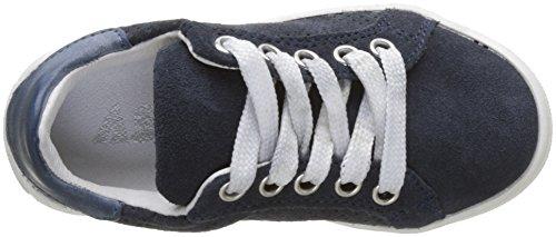 Asso Sneaker, Zapatillas Altas para Niños azul (Blue)