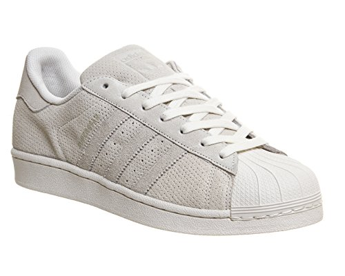 adidas Originals Superstar II Unisex-Erwachsene Sneakers chalk white