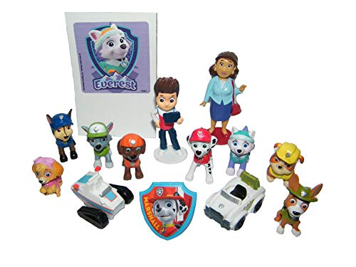 Paw Patrol Deluxe Party Favors Goody Bag Fillers
