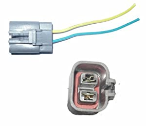 41p1QAh2 aL._SX300_ amazon com s p alternator plug harness 'pigtail' automotive 2005 mazda 6 alternator wiring harness at gsmportal.co