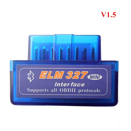 HITSAN V1.5 Super Mini ELM327 Bluetooth ELM 327 Version 1.5 PIC18F25K80 Chip OBD2 / OBDII Android Torque Car Code Scanner