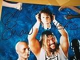 "AL SNOW Wrestling Star ""Sawhead"" Signed 8""x10"" Photo -Guaranteed Authentic"