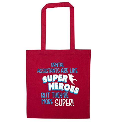 are super Bag more but they're Red Flox like Dental superheros Creative Tote Assistants wqH1XTgP