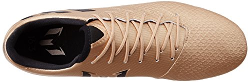 adidas Messi 16.3 Fg, Botas De Fútbol para Hombre Copper metallic-Core black