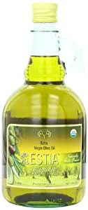 Estia Extra Virgin Olive Oil, Organic Greek 33.8 ounce