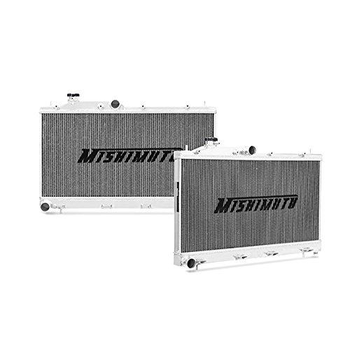 Price comparison product image Mishimoto MMRAD-WRX-15 Subaru WRX Performance Aluminum Radiator,  2015+,  Silver