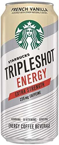 Coffee Drinks: Starbucks Tripleshot