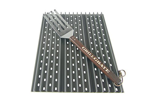 """19.25"""" Grill Grate Sear Stations for Pellet Grills (SS19.25)"""