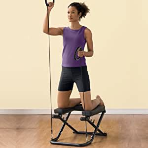 Gaiam Yogacise with Power Cords and DVD