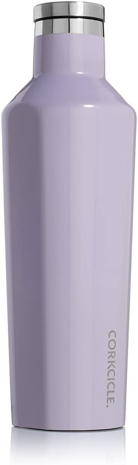 Corkcicle Botella isotérmica, Acero Inoxidable, Gloss Peri Peri, 47 cl