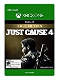 Just Cause 4-Gold Edition - Xbox One [Digital Code]