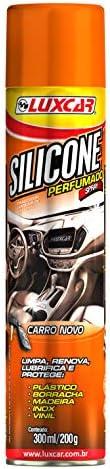 Silicone Perfumado Spray Carro Novo Luxcar 300 Ml
