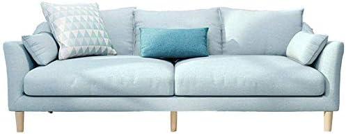 Ogquaton Las Piezas de los Muebles del Color de Madera sólida de 4 PCS Patas del sofá substituyen para los pies del sofá de Las piernas del gabinete ...