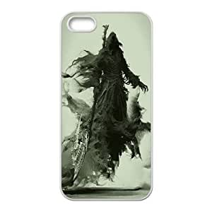 wraith iPhone 5 5s Cell Phone Case White MSY197768AEW