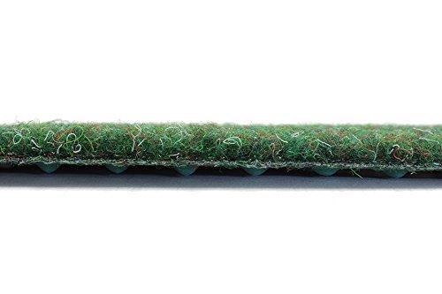 Tapis Gazon Artificiel GREEN avec Picots de Drainage etc Terrasse Jardin Balcon Moquette dext/érieur Vert 1,33m x 8,00m Tapis Type Gazon Synth/étique au m/ètre