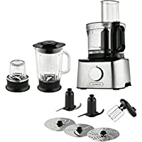 Kenwood FDM302SS Multipro Compact Food Processor, 2.1 Litre, 800 W, 2.1 liters, SS