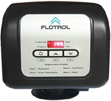 Flotrol N25 Metered On Demand Water Softener Control Valve Amazon