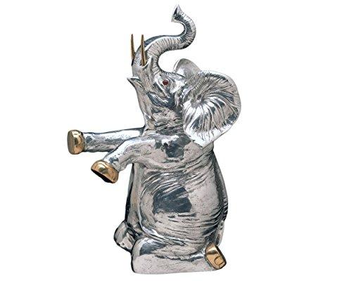 Arthur Court Elephant Wine Cooler by Arthur Court