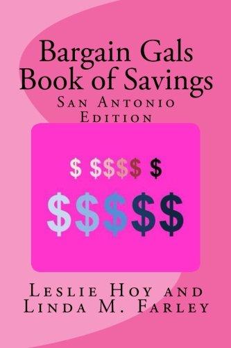 Bargain Gals Book of Savings - San Antonio Edition PDF
