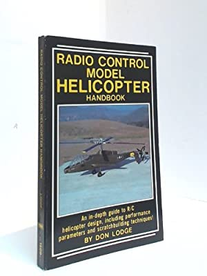 Radio Control Model Helicopter Handbook by Tab Books