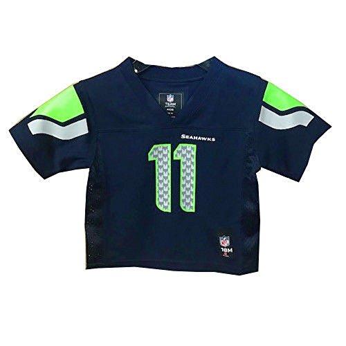 - Percy Harvin Seattle Seahawks Navy Blue NFL Infants 2014-15 Season Mid Tier Jersey (12 Months)
