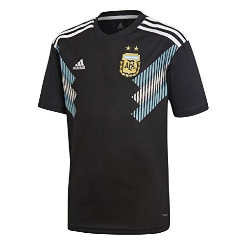 adidas 2018-2019 Argentina Away Football Soccer T-Shirt Jersey ()