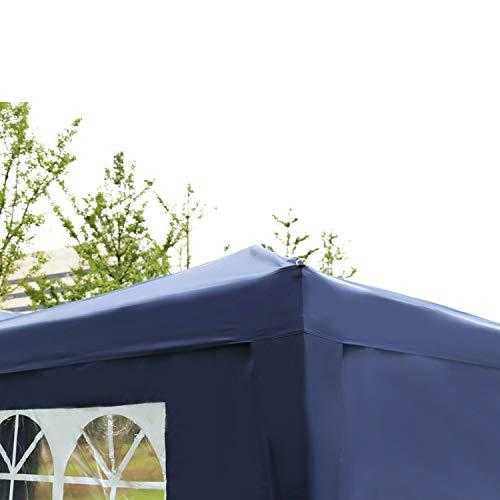 Kinbor Outdoor Portable Adjustable Instant Pop Up Gazebo Canopy Tent by Kinbor (Image #3)