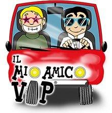 BUTTERFLY Coprisedile per auto singolo con caricatura personaggi famosi