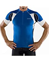 Zoot Men's CYCLEfit Mid Jersey (Small)