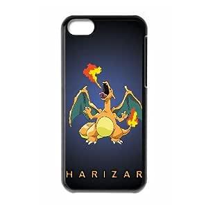 CHARIZARD POKEMON funda iPhone funda caso 5c teléfono celular ...