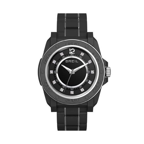 Breil Ladies Black Watch tw0837