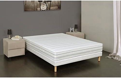 Colchón 160 x 200 cm, muelles Dormaflex 896: Amazon.es ...