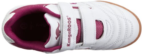 KangaROOS Backyard 10704/063 - Zapatillas de deporte para niños Blanco