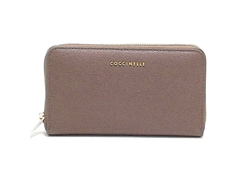 Coccinelle portafoglio donna, AW1 113201, pelle, taupe A7102