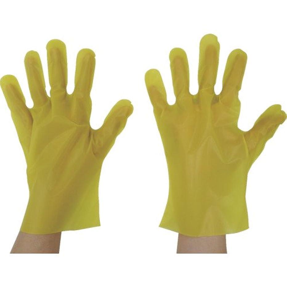 前述の不足プロテスタント東京パック エンボス手袋五本絞りエコノミー化粧箱S イエロー(入数:200枚) YEK-S