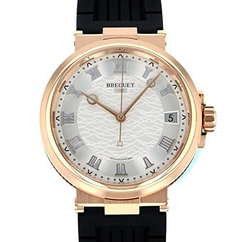 premium selection 0115e 7ee73 Amazon | ブレゲ Breguet マリーン 5517BR/12/5ZU 新品 腕時計 ...